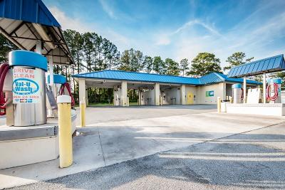 Hahira, Valdosta Commercial For Sale: 4165 Bemiss Rd