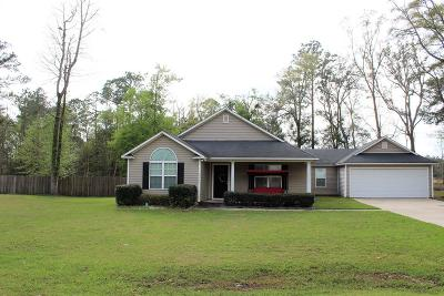 Lowndes County Single Family Home For Sale: 4196 Meredith Drive
