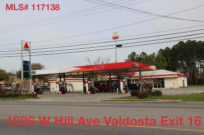 Hahira, Valdosta Commercial For Sale: 1836 W Hill Ave