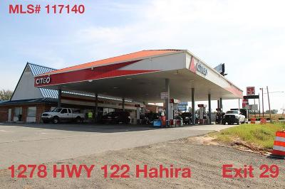 Hahira, Valdosta Commercial For Sale: 1278 Hwy 122