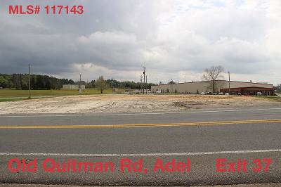 Cook County Commercial For Sale: Old Quitman Rd