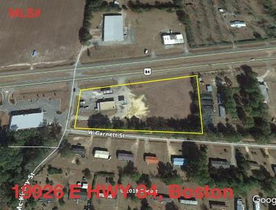 Commercial For Sale: 19926 E Us Hwy 84