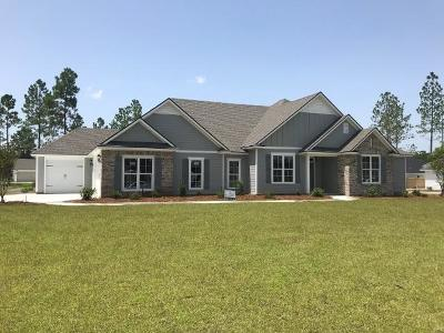 Single Family Home For Sale: 7365 Crabtree Crossing