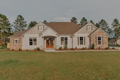 Single Family Home For Sale: 7356 Crabtree Crossing