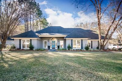 Stone Creek Single Family Home For Sale: 4533 Tillman Bluff Road