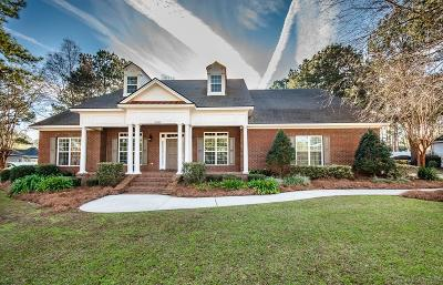 Single Family Home For Sale: 5085 Falling Springs Rd