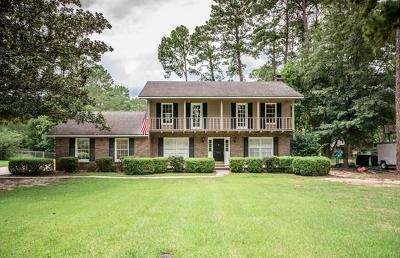 Valdosta GA Single Family Home For Sale: $144,900