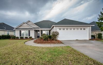 Valdosta GA Single Family Home For Sale: $181,000