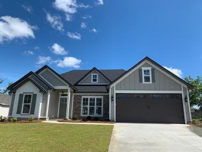 Valdosta GA Single Family Home For Sale: $234,500