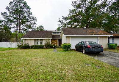 Valdosta GA Single Family Home For Sale: $84,900