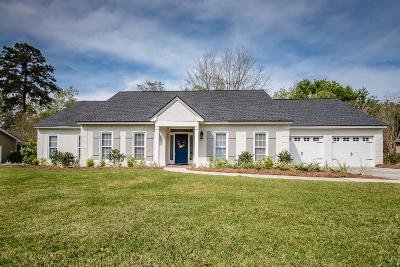 Valdosta Single Family Home For Sale: 2832 Bud McKey Circle