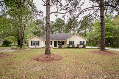 Valdosta Single Family Home For Sale: 4436 Wiregrass Cr