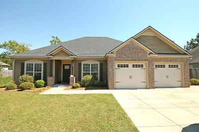 Lowndes County Single Family Home For Sale: 605 Stagecoach Trail