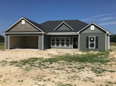 Valdosta Single Family Home For Sale: 6215 Brayden Way