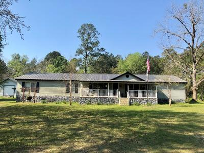 Lowndes County Single Family Home For Sale: 8437 Old Valdosta Rd