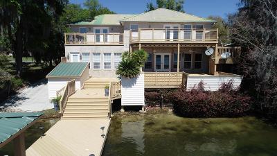 Lake Park Single Family Home For Sale: 5420 N Danieli Drive
