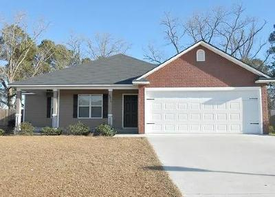Single Family Home For Sale: 4914 Stonewall Circle