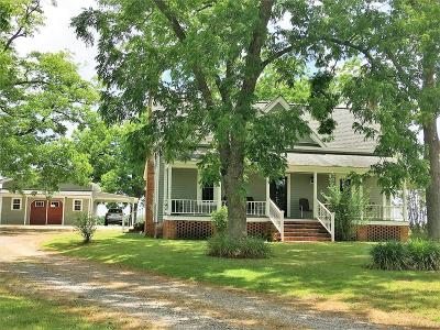 Single Family Home For Sale: 4929 S Ga Hwy 33