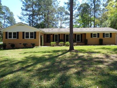 Berrien County, Brooks County, Cook County, Lanier County, Lowndes County Single Family Home For Sale: 2105 Westfield Dr