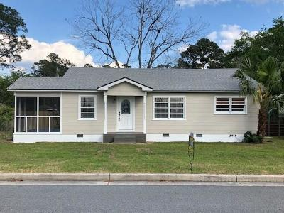 Single Family Home For Sale: 201 Highland Heights