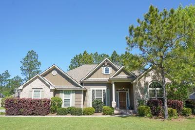 Single Family Home For Sale: 4701 San Saba Drive