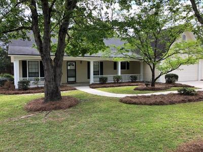 Berrien County, Brooks County, Cook County, Lanier County, Lowndes County Single Family Home For Sale: 605 S Nelson St.