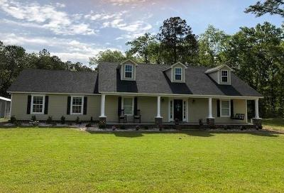 Lowndes County Single Family Home For Sale: 6266 Us Highway 41 North