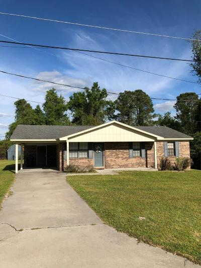 Berrien County, Brooks County, Cook County, Lanier County, Lowndes County Single Family Home For Sale: 3607 Meadow Dale Drive