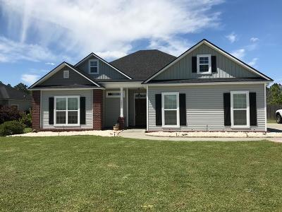 Berrien County, Brooks County, Cook County, Lowndes County Single Family Home For Sale: 3921 Old Pine Road