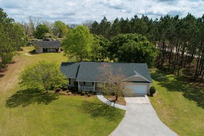 Adel Single Family Home For Sale: 785 Old Quitman Annex Rd