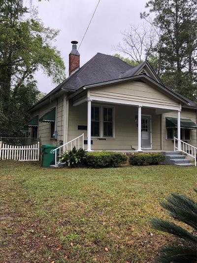 Berrien County, Brooks County, Cook County, Lanier County, Lowndes County Single Family Home For Sale: 511 Sustella Avenue