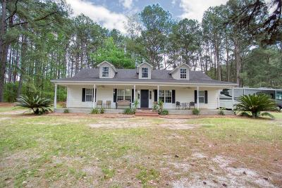 Single Family Home For Sale: 6800 Hwy 122 East