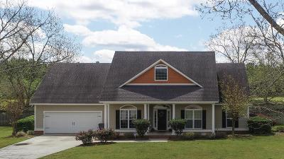 Valdosta GA Single Family Home For Sale: $229,900