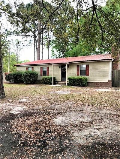Single Family Home For Sale: 258 Leland Smith Road