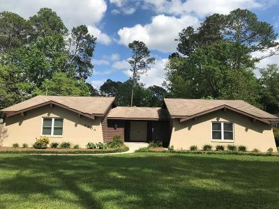 Berrien County, Brooks County, Cook County, Lanier County, Lowndes County Single Family Home For Sale: 3904 Sedgefield Drive