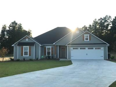 Lakeland Single Family Home For Sale: 37 Ruger Circle