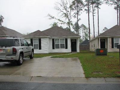 Berrien County, Brooks County, Cook County, Lanier County, Lowndes County Single Family Home For Sale: 3044 Ginny Drive