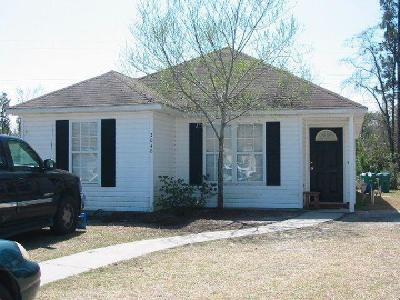 Berrien County, Brooks County, Cook County, Lanier County, Lowndes County Single Family Home For Sale: 3048 Ginny Drive