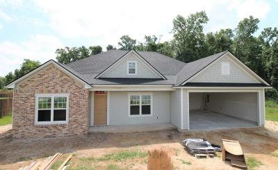 Berrien County, Brooks County, Cook County, Lanier County, Lowndes County Single Family Home For Sale: 3389 Nottinghill Ln