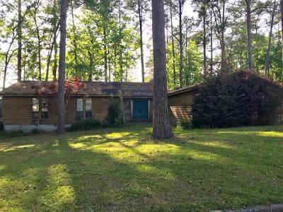 Single Family Home For Sale: 2606 Lakewood Drive