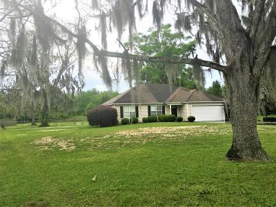 Valdosta GA Single Family Home For Sale: $129,900