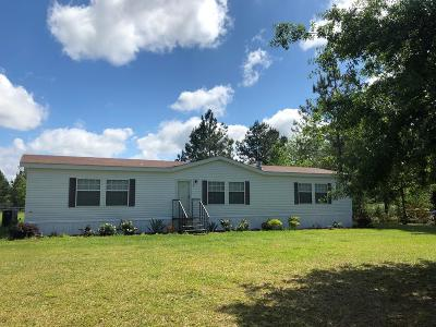 Single Family Home For Sale: 8446 Old Valdosta Rd