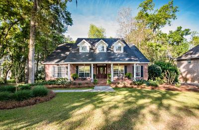 Lake Park Single Family Home For Sale: 5097 Cypress Lake Drive