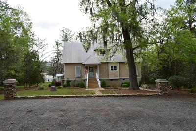 Single Family Home For Sale: 694 Scenic Rt