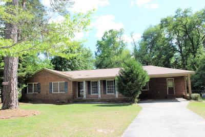 Single Family Home For Sale: 709 Habersham Rd