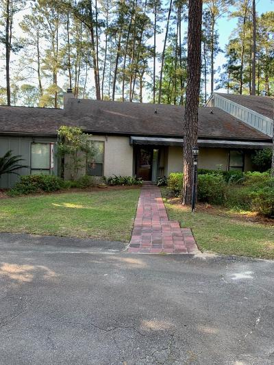 Berrien County, Brooks County, Cook County, Lanier County, Lowndes County Single Family Home For Sale: 3320 Plantation Dr. #4