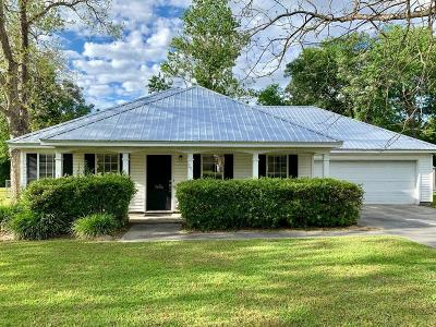 Berrien County, Brooks County, Cook County, Lanier County, Lowndes County Single Family Home For Sale: 231 Beaver St.