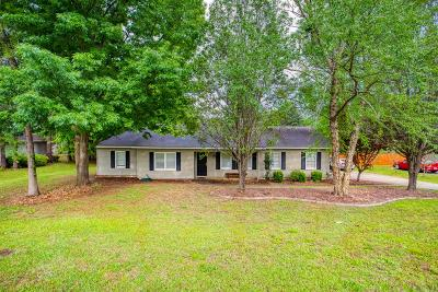 Single Family Home For Sale: 2111 Gornto Road