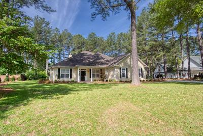 Stone Creek Single Family Home For Sale: 4106 Tillman Bluff