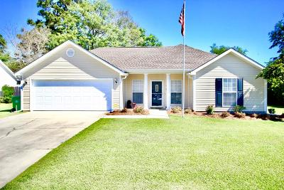 Single Family Home For Sale: 3925 Cutter Point